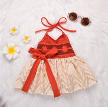 Load image into Gallery viewer, Moana Dress (A) - Mom and Bebe Ph