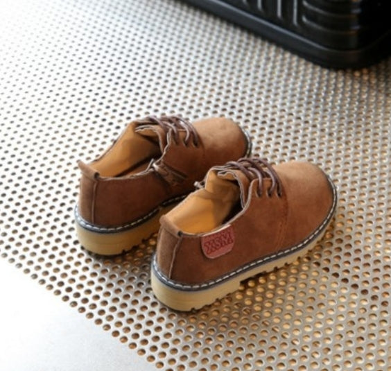 Brown Kids Boots - Mom and Bebe Ph