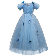 Load image into Gallery viewer, Frozen Inspi Dress - Mom and Bebe Ph