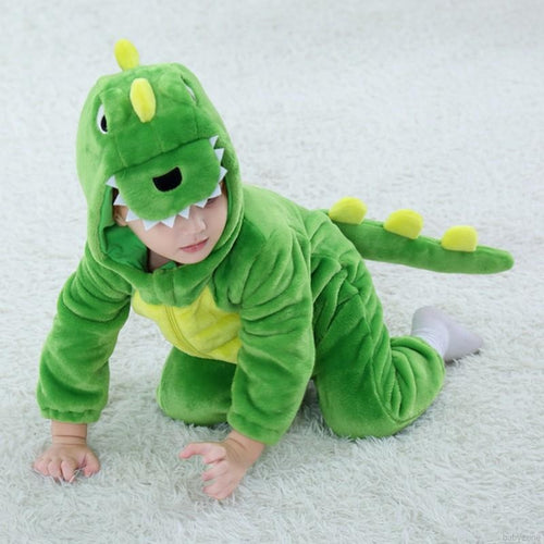 Dinosaur Romper - Mom and Bebe Ph