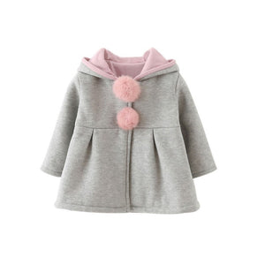 Rabbit Ear Jacket - Mom and Bebe Ph
