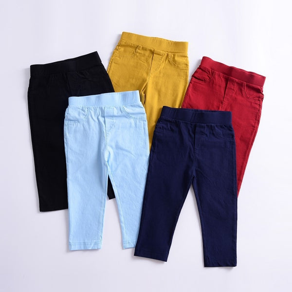 Pencil Cut Pants
