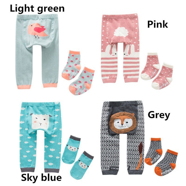 Pants & Socks Set