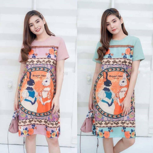 Bunny Women's Dress
