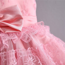 Load image into Gallery viewer, Scarlett Dress white/pink - Mom and Bebe Ph