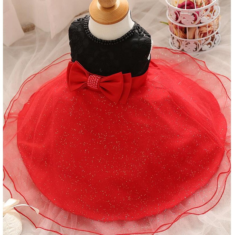Black Red Dress - Mom and Bebe Ph