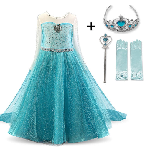 Frozen Elsa Princess Set 4~10 - Mom and Bebe Ph