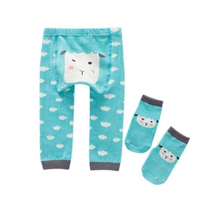 Pants & Socks Set - Mom and Bebe Ph