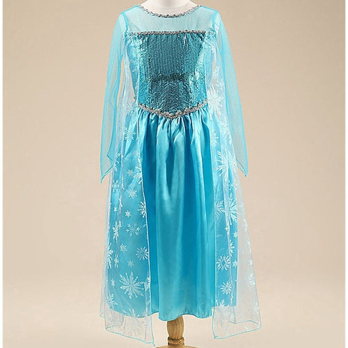 Frozen Princess Elsa Costume - Mom and Bebe Ph