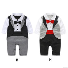 Load image into Gallery viewer, Little Gentleman Babysuit - Mom and Bebe Ph