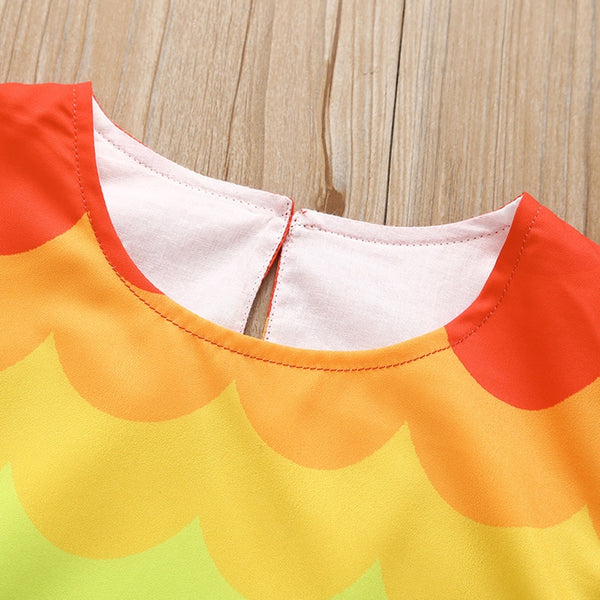 Rainbow Dress - Mom and Bebe Ph