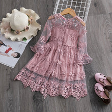 Load image into Gallery viewer, Ella Kids Dress - Mom and Bebe Ph