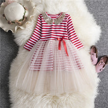 Load image into Gallery viewer, Stripes Xmas Dress - Mom and Bebe Ph
