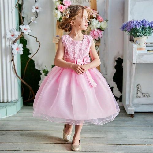 Flint Pink Dress - Mom and Bebe Ph