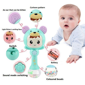 Baby Shaker Hammer Toy - Mom and Bebe Ph