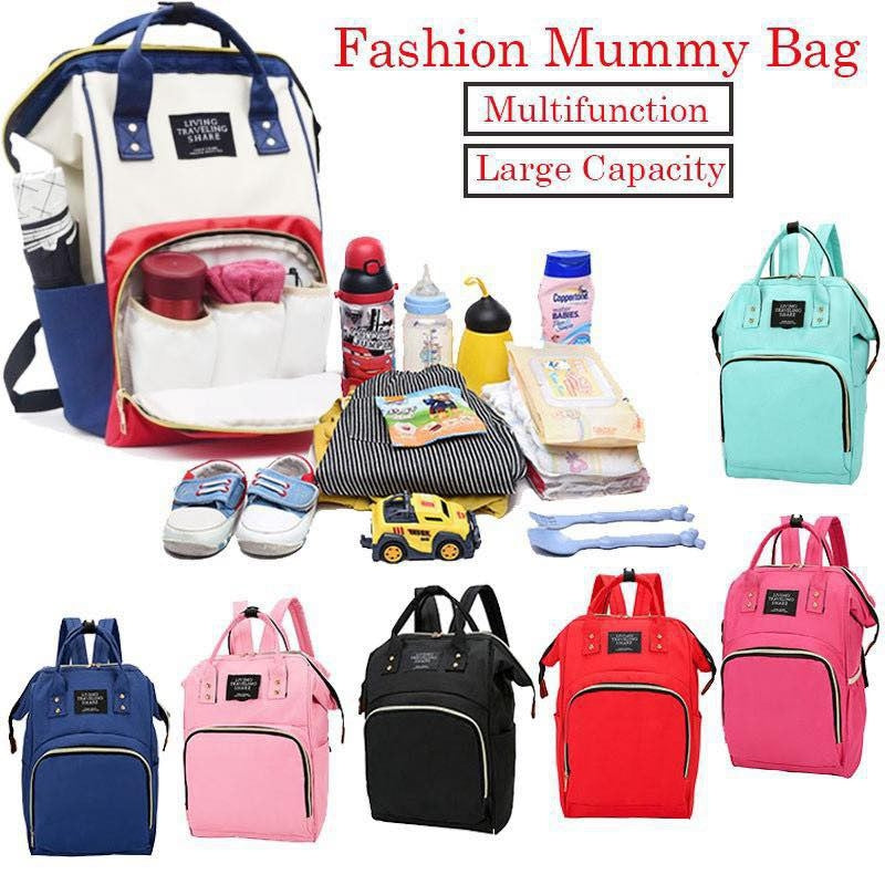 Travel Mommy Backpack - Mom and Bebe Ph