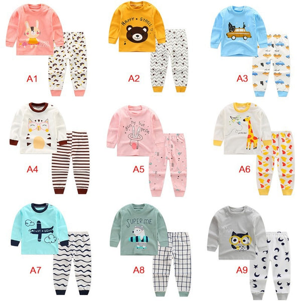 Cotton Pyjama Set