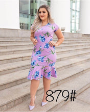 Load image into Gallery viewer, Plus Size Women Dress - Mom and Bebe Ph