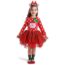 Load image into Gallery viewer, Xmas Dress 1-6y - Mom and Bebe Ph