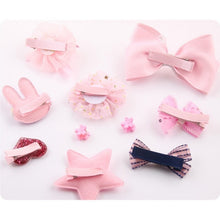Load image into Gallery viewer, 10 PCs Hair Pins GiftBox - Mom and Bebe Ph