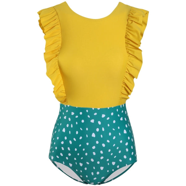 Mom Child Swimsuit