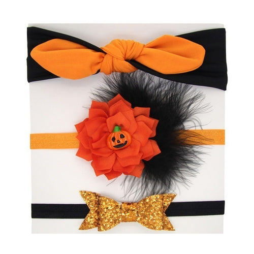 3pcs Halloween Headbands