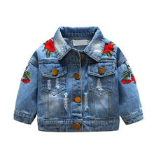 Load image into Gallery viewer, Denim Jacket - Mom and Bebe Ph