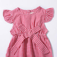 Load image into Gallery viewer, Plaid Romper - Mom and Bebe Ph