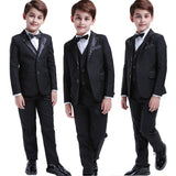 Tuxedo Boys - Mom and Bebe Ph