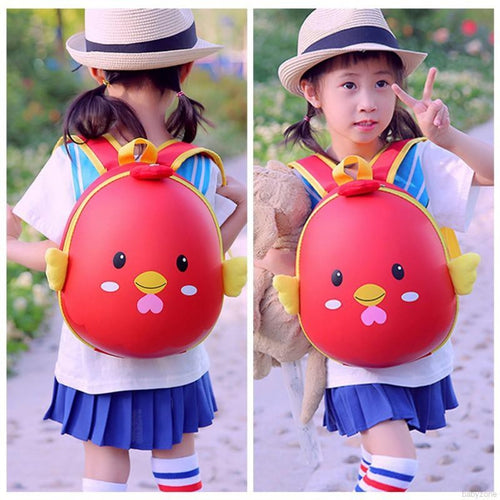3D Egg Kids Backpack - Mom and Bebe Ph