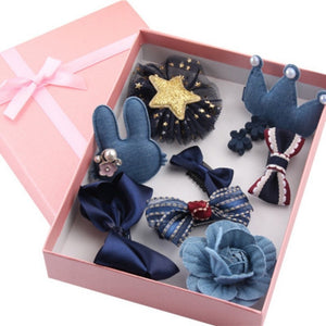 10 PCs Hair Pins GiftBox - Mom and Bebe Ph