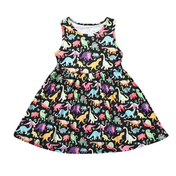 Dinosaurs Dress - Mom and Bebe Ph