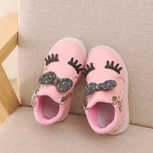 Load image into Gallery viewer, Girls Luminous Shoes 21~30 - Mom and Bebe Ph