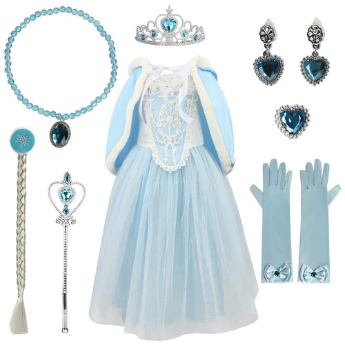 Cinderella Costume Dress - Mom and Bebe Ph