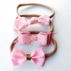 Pink 3pcs Headbands - Mom and Bebe Ph