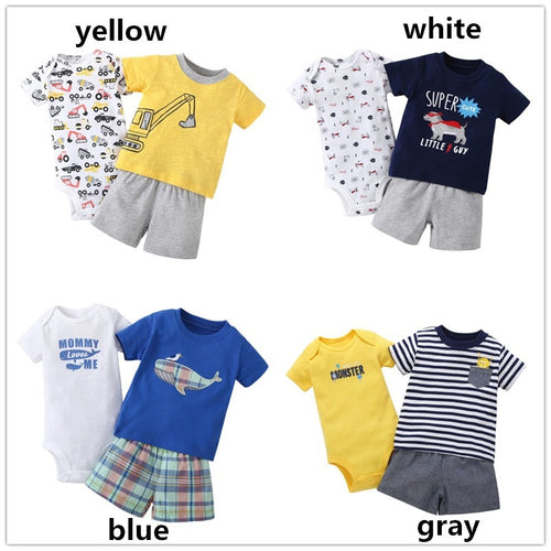 Boys Clothing Set - Mom and Bebe Ph