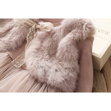 Load image into Gallery viewer, Fur Dress - Mom and Bebe Ph