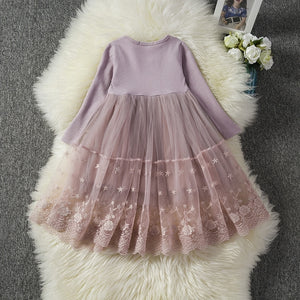Chelsea Old Rose Dress - Mom and Bebe Ph