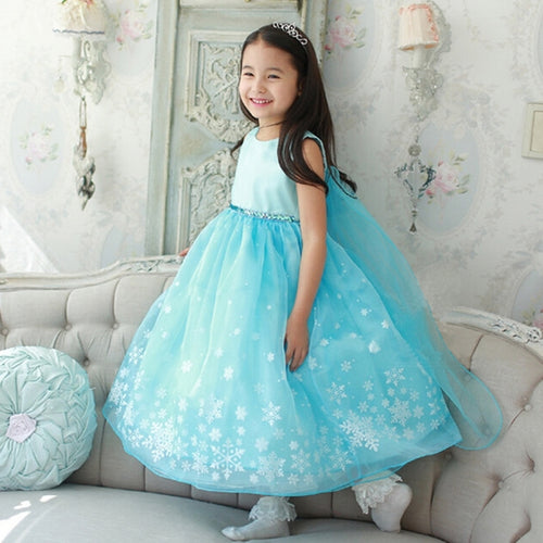 Snow Flakes Dress - Mom and Bebe Ph