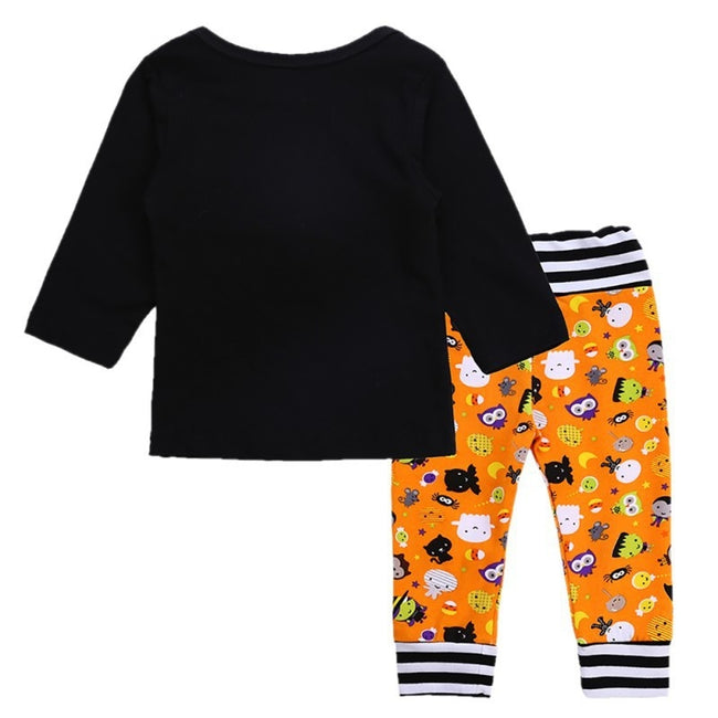 Halloween Top & Pants