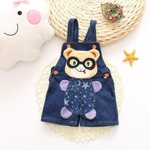 Load image into Gallery viewer, Cute Animal Denim Jumper - Mom and Bebe Ph
