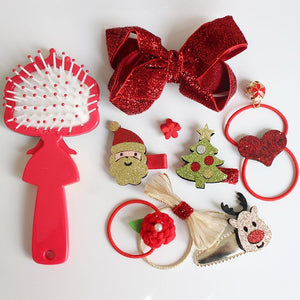 10pcs Girl Accessories Comb Set - Mom and Bebe Ph