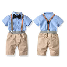 Load image into Gallery viewer, Baby Gentleman Tuxedo - Mom and Bebe Ph