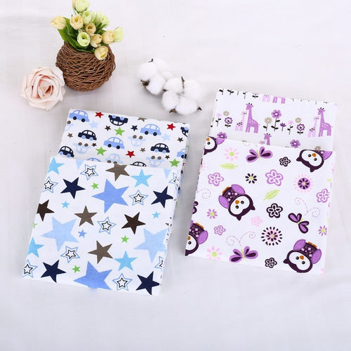 4/pack Swaddle Blanket - Mom and Bebe Ph
