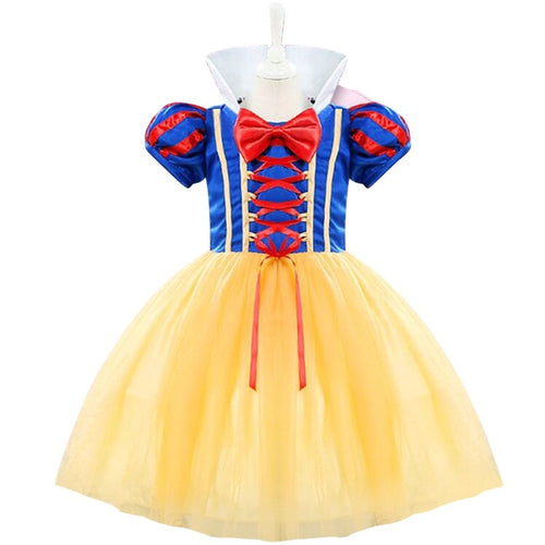 Princess Snow White Dress
