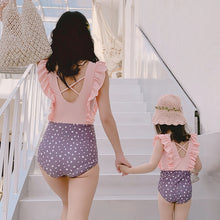Load image into Gallery viewer, Mom Child Swimsuit - Mom and Bebe Ph