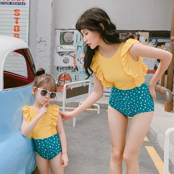 Mom Child Swimsuit - Mom and Bebe Ph