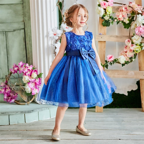Flint Girls Dress - Mom and Bebe Ph