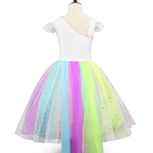 Rainbow Unicorn Dress - Mom and Bebe Ph