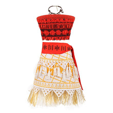 Load image into Gallery viewer, Moana Dress Kids Adult - Mom and Bebe Ph